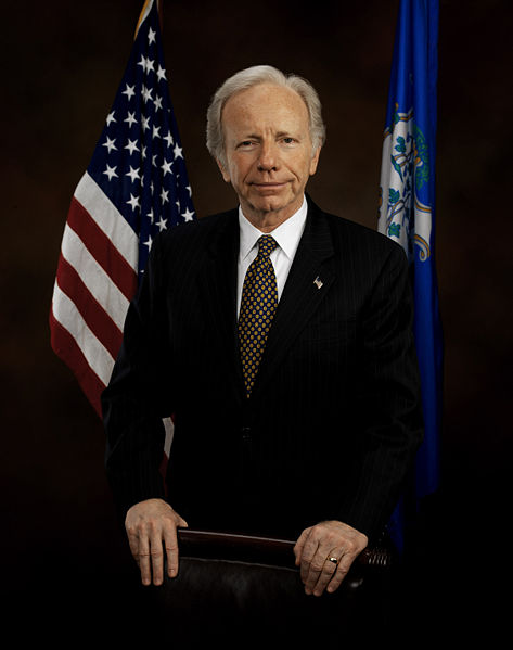 Senator Joseph Lieberman, Connecticut